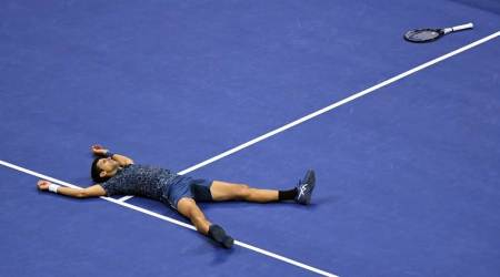 US Open 2018: Novak Djokovic equals Pete Sampras with 14 Grand Slam titles