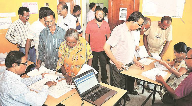 Apex court notice to Centre, EC on 'deletion' of voter names on the basis of draft NRC
