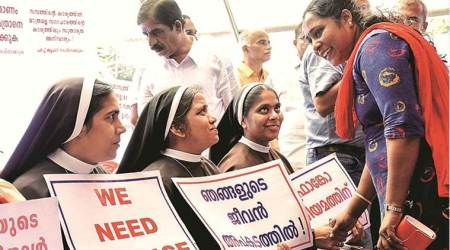 Rape-accused bishop hands over charge, to join Kerala police probe