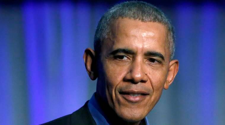 Barack Obama says Donald Trump is 'the symptom, not the cause' of division