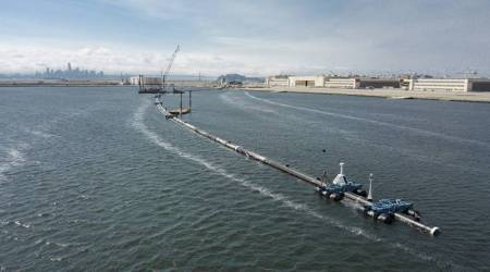 The Ocean Cleanup aims to clear Great Pacific Garbage Patch