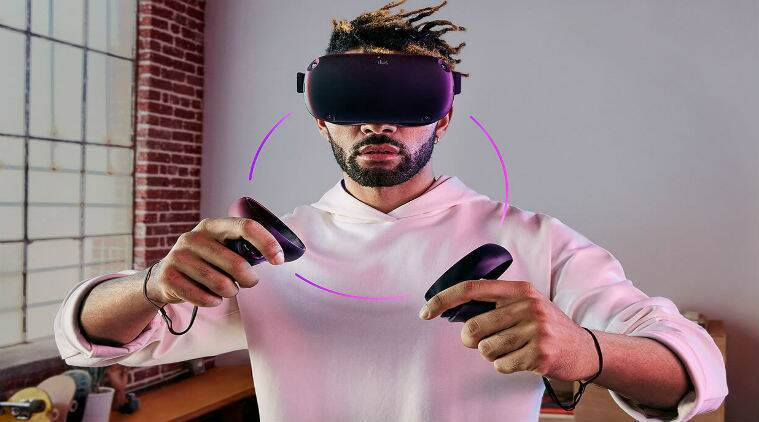 Oculus Quest, Oculus Quest price in India, Oculus Quest specifications, Oculus Quest features, Oculus Quest Virtual reality headset, Oculus Connect 5, Mark Zuckerberg Oculus, Oculus rift, Oculus Go, PlayStation VR, HTC Vive, Samsung VR, best VR headsets