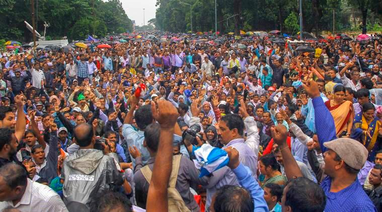 Odisha government refuses to bow before statewide teacher strike
