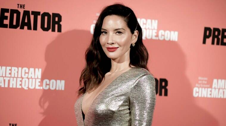 Olivia Munn thanks online support in The Predator controversy