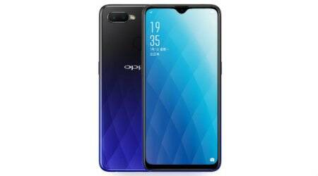 Oppo K1 with in-display fingerprint scanner leaked, might launch on October 10