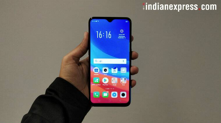 Oppo F9 Pro Review: Impressive design but average performance