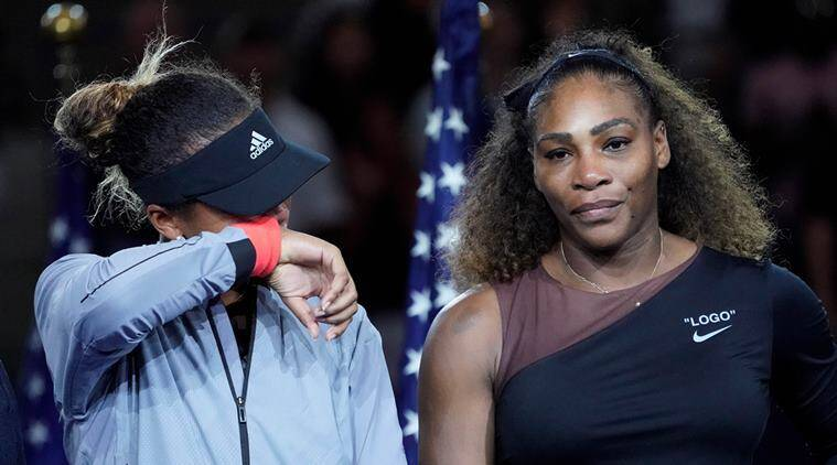 US Open champion Naomi Osaka reveals what Serena Williams told her