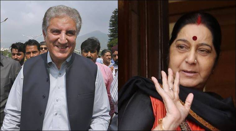 After Imran letter to PM Modi, Sushma Swaraj to meet Pakistan foreign minister in New York next
