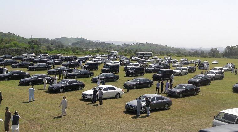 Imran Khan Government Auctions Fleet Of Luxury Cars As Part Of