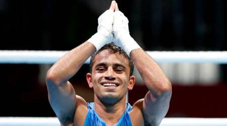 amit panghal boxing asian games