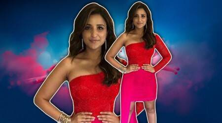 Parineeti Chopra wore the most bizarre outfit for Namastey England song sequence