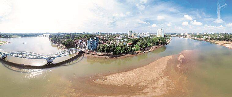 Weeks after flood, Kerala fights dry spell