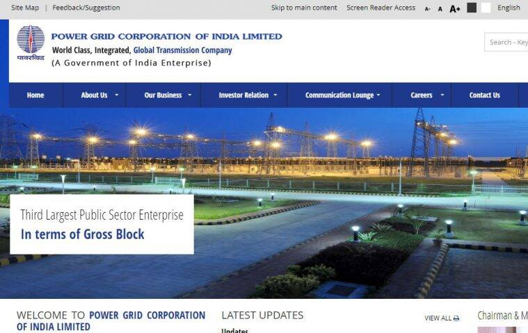 PGCIL, PGCIL recruitment, PGCIL jobs, powergridindia.com