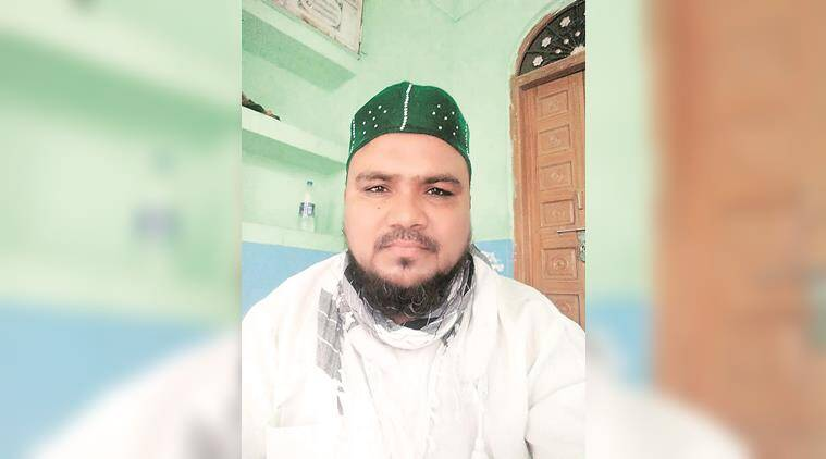 One of the survivors, Shakeel Ahmed (43).