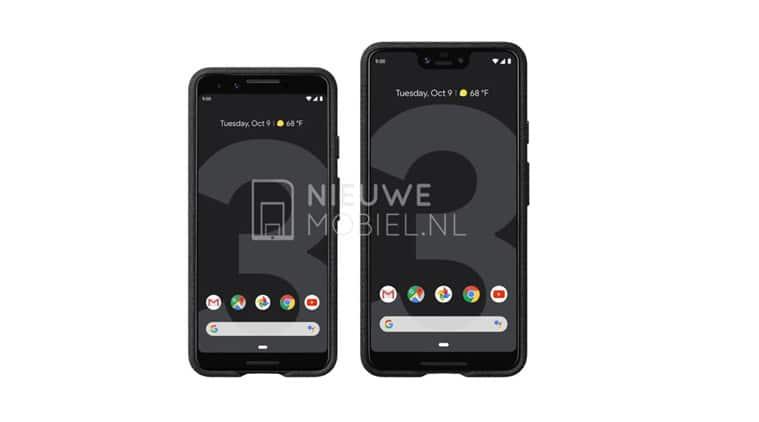 Google Pixel 3, Pixel 3 launch date, Pixel 3 XL, Pixel 3 XL renders, Pixel 3 pictures, Pixel 3 series prices, Pixel 3 XL latest leaks, Pixel 3 price in India, Pixel 3 XL specifications