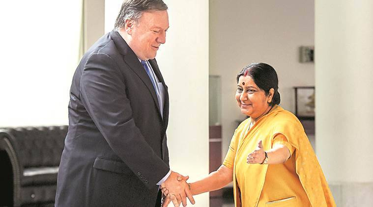Between India-US 2+2 bilateral dialogue, words that carry Delhi's weight
