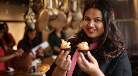 celebrity chef, pooja dhingra, pastry chef, interview, le cordon bleu, pooja dhingra interview, baking, indian express, indian express news
