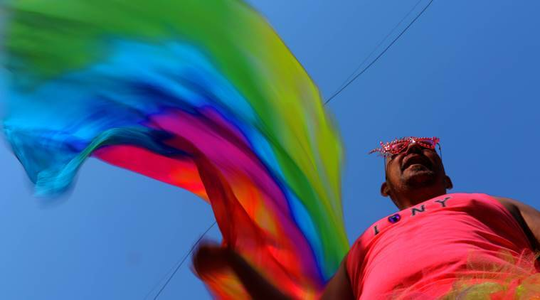 Emotional celebrations greet India ruling legalising gay sex