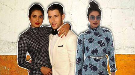 New York Fashion Week: Priyanka Chopra keeps her fashion game strong in high-neck outfits