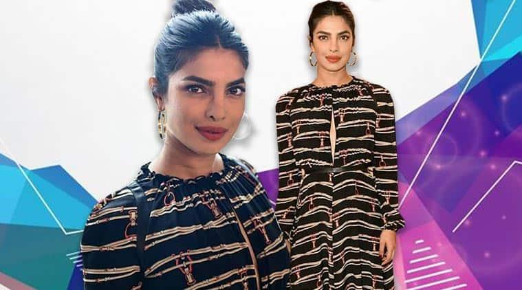 priyanka chopra, priyanka chopra new york fashion week, priyanka chopra latest photo, priyanka chopra instagram, indian express, indian express news