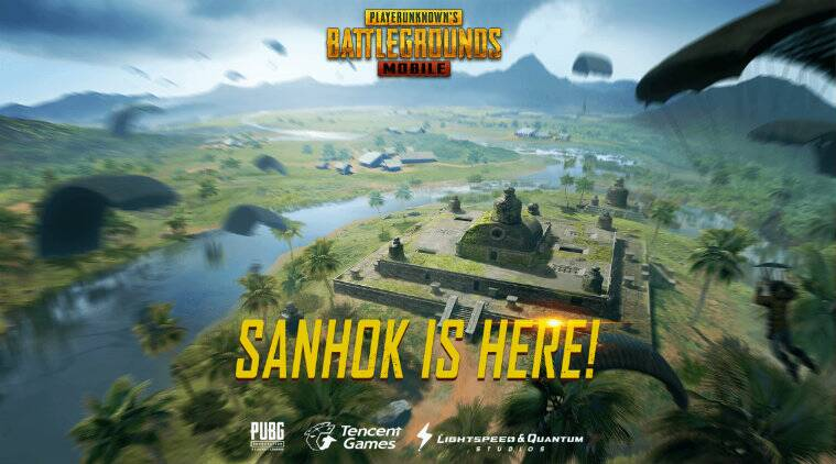 Pubg Mobile 0 8 0 Update Adds Sanhok Map New Weapons Vehicles