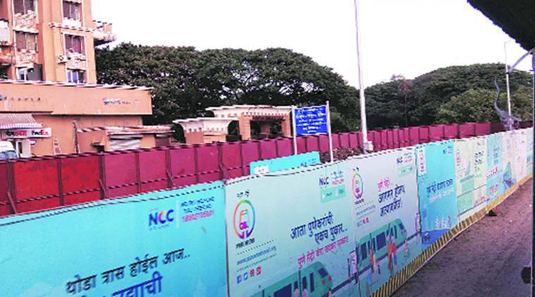 Metro work stuck at Khadki: Army blames state govt, MahaMetro officials hit back