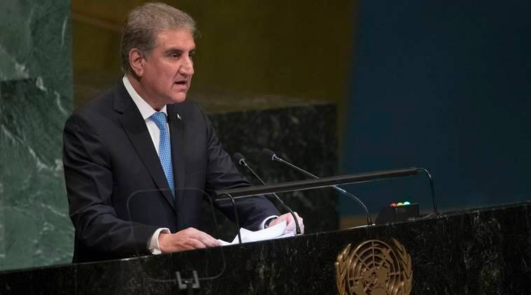Pakistan raises Kashmir issue at UN, accuses India of sponsoring Peshawar attack; India hits back