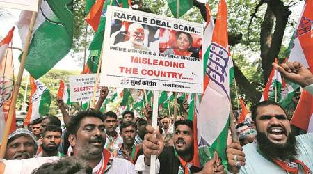 Don't be defensive, go on offensive: BJP to cadres on Rafale deal row