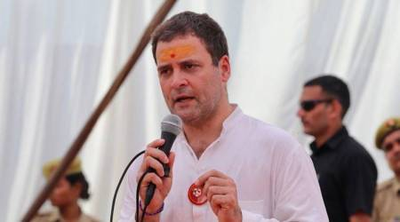 Rahul Gandhi in Amethi: 'UPA projects didn't progress under BJP rule'