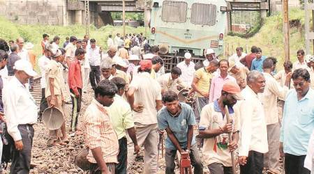 Mumbai: Wagon derails on Central Railway, eight trains cancelled