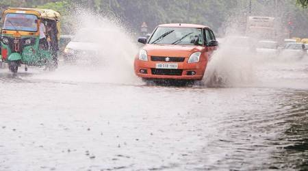 Chandigarh breaks five-year record with 883 mm rain this monsoon