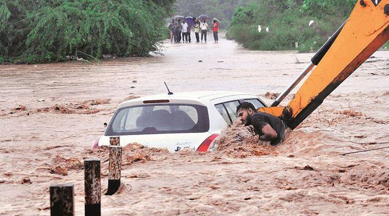 Chandigarh receives 1000 mm in four months to break seven-year monsoon rain record