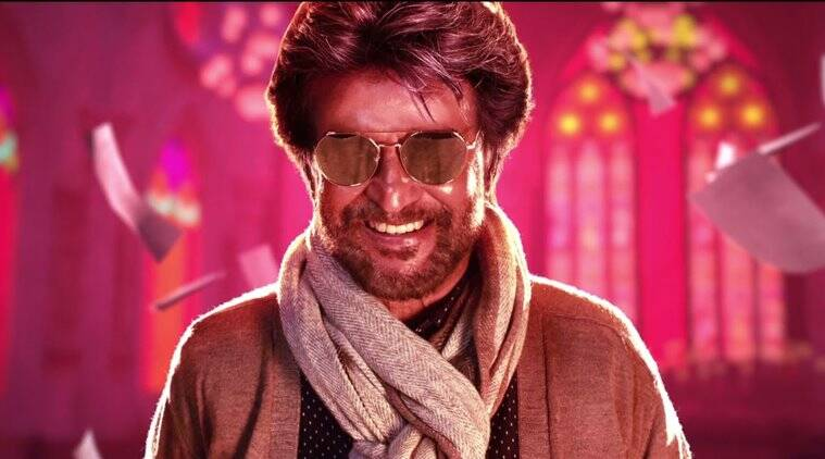 rajinikanth in petta motion poster