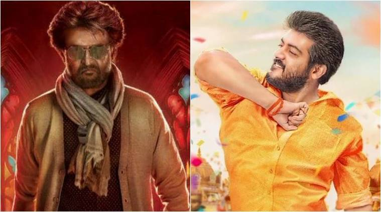 rajinikanth and ajith films to release on Pongal