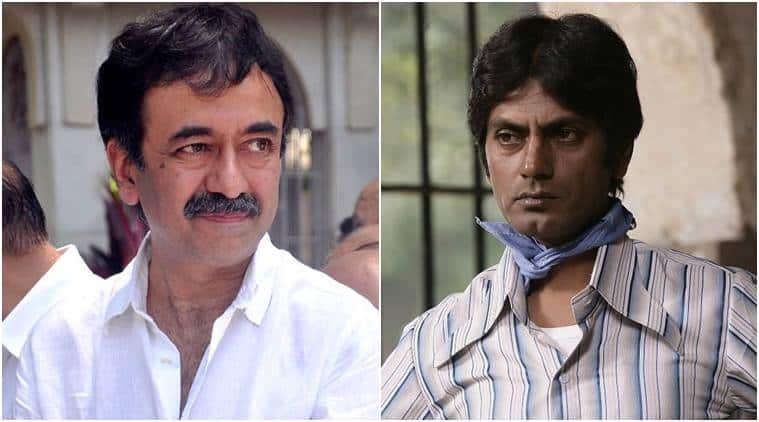 rajkumar hirani on nawazuddin siddiqui's role in munna bhai mbbs