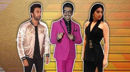 Ranbir Kapoor, Ranveer Singh, Bhumi Pednekar: Who wore what at the Forbes India Tycoons of Tomorrow event