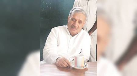 MP Rao Inderjit Singh, Inderjit Rao for Haryana Chief Minister, Lok Sabha MP, Rao Inderjit supporters, Rao Inderjit Jhajjar rally, India News, Indian Express