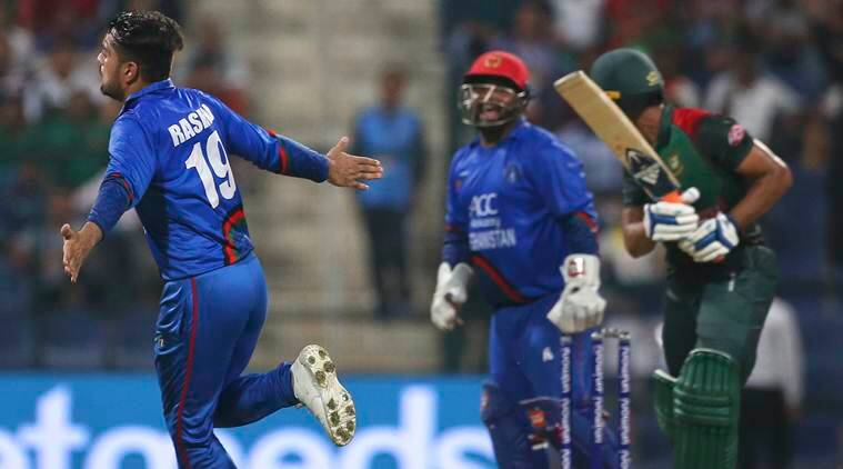 Asia Cup 2018: Shahidi, Asghar power Afghanistan to 257 against Pakistan