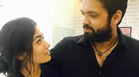 Rashmika Mandanna on rumors about break up with Rakshit Shetty