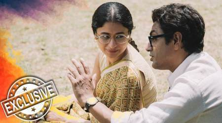 Manto actor Rasika Dugal on working with Nawazuddin Siddiqui: I'm never nervous about working with goodactors