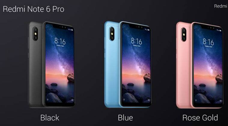 Xiaomi Redmi Note 6 Pro, Redmi Note 6 Pro, Xiaomi Redmi Note 6 Pro price, Xiaomi Redmi Note 6 Pro price in India, Xiaomi Redmi Note 6 Pro features, Xiaomi Redmi Note 6 Pro specifications