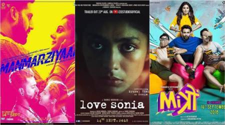 Manmarziyaan, Love Sonia and Mitron movie review and release: Highlights