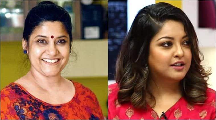renuka shahane in support of tanushree dutta against nana patekar