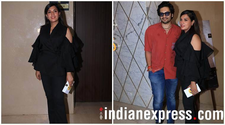 Richa Chadha and boyfriend Ali Fazal