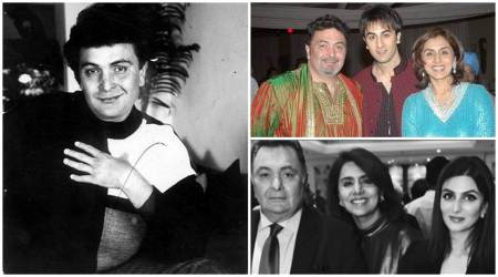 Happy birthday Rishi Kapoor: Rare photos of the Mulk actor