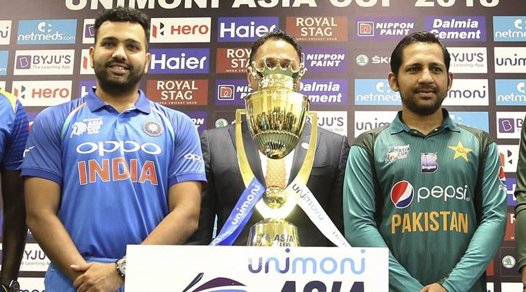 India, Pakistan resume rivalry in Asia Cup's most anticipated clash