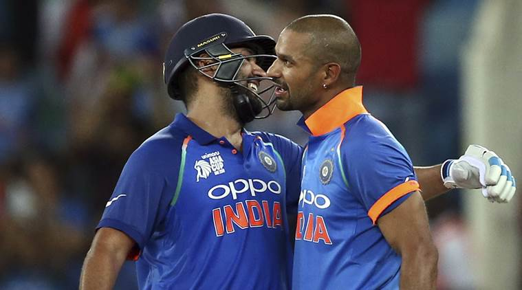 India vs Pakistan, Asia Cup 2018: Don't even need to speak to Shikhar Dhawa while batting, says Rohit Sharma