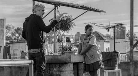 Alfonso Cuaron roma at toronto international film festival