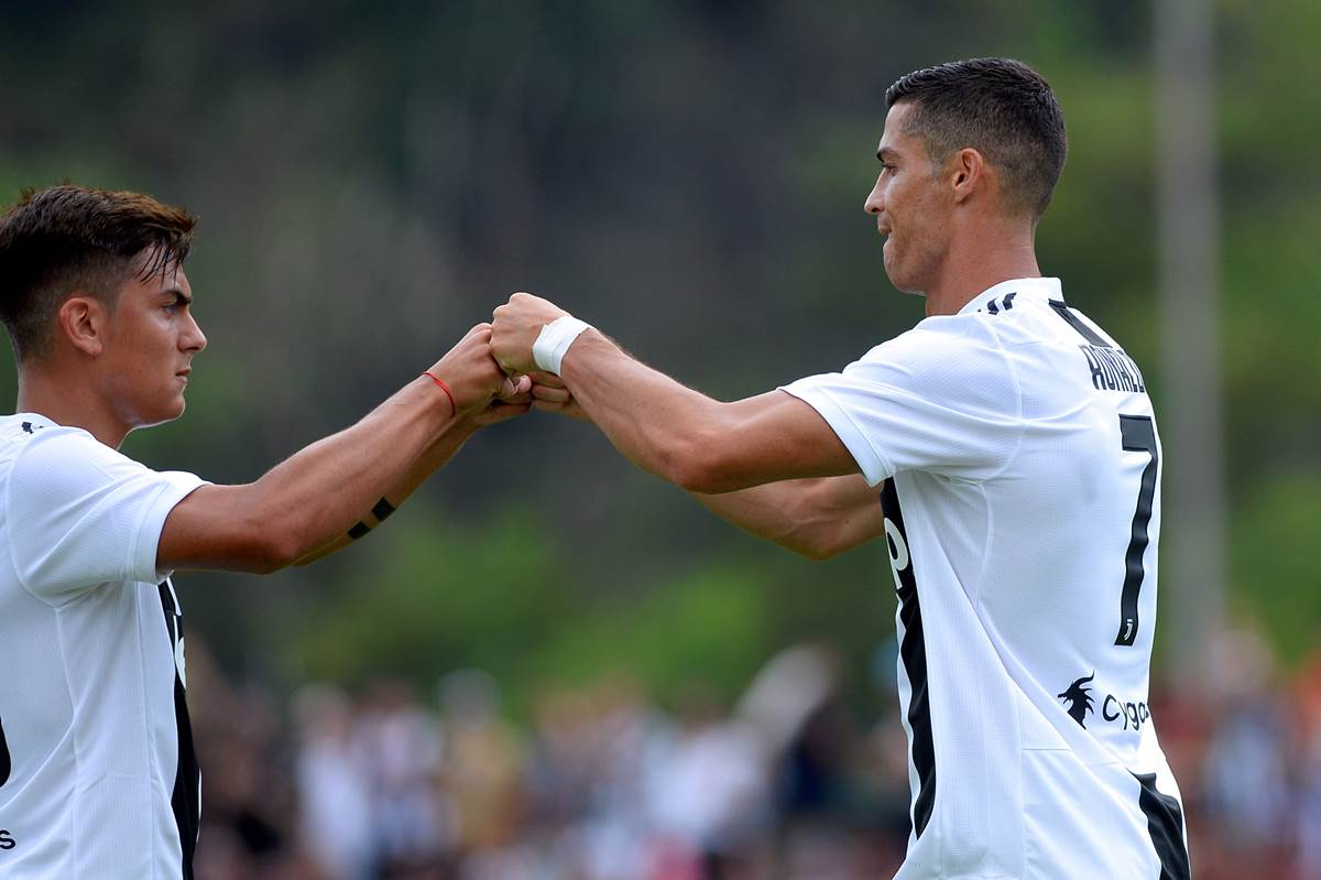 Amazing To Play With Cristiano Ronaldo After Playing With Lionel Messi Says Paulo Dybala Sports News The Indian Express