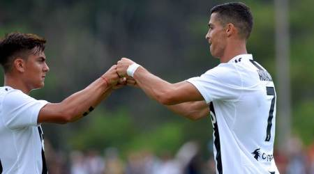 Amazing to play with Cristiano Ronaldo after playing with Lionel Messi, says Paulo Dybala